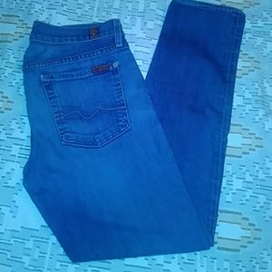 7 for All Mankind Roxanne Jeans 27